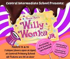 Willy Wonka Junior at CPS