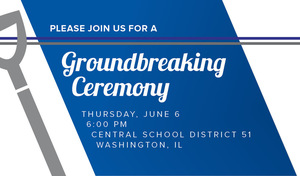 Central School District 51 - Groundbreaking Ceremony
