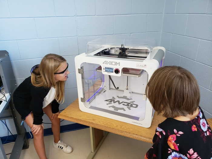 3-D Printing Rings in STEM