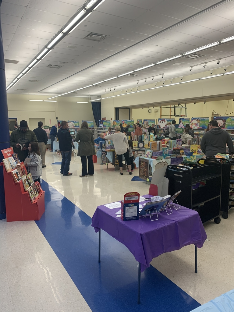 Book fair action!